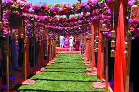 Indian Wedding Venue Decorations